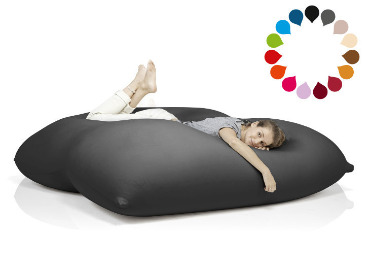 sitzsack xxl guenstig. Black Bedroom Furniture Sets. Home Design Ideas