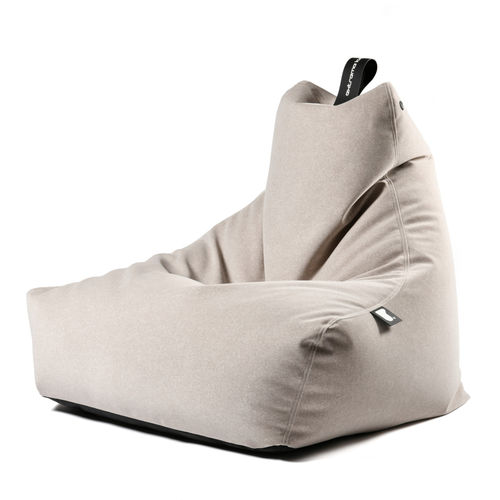 Extreme Lounging - B-Bag Suede Mighty-B Sitzsack